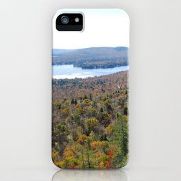 Lookout from Bald Mt. iPhone Case