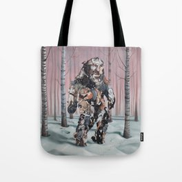 Catsquatch II Tote Bag