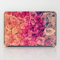 roses iPad Cases featuring Roses by Msimioni