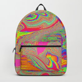 weather map Backpack