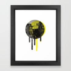 Glastonbury Festival - Bloc 9! Framed Art Print