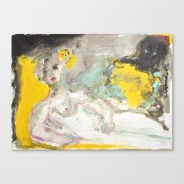 My Olympia   Canvas Print