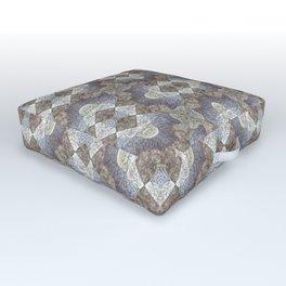 Tree Weave 4 Fabric Outdoor Floor Cushion