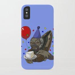 Grunt Birthday Party! iPhone Case