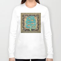 alchemy Long Sleeve T-shirts featuring Alchemy by Sophia F Gibson