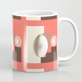 Ab ovo living coral Coffee Mug