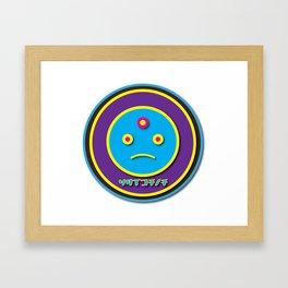 Kanu   Minimoshi Series Framed Art Print