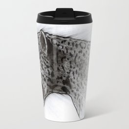 Jaguar Charcoal Travel Mug