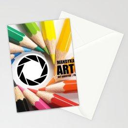 mandykae website opener Stationery Cards
