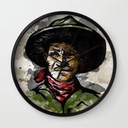 Sandino Wall Clock