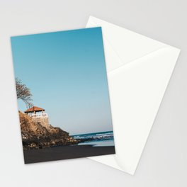 playa los mangos Stationery Cards