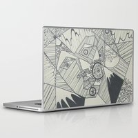 naked Laptop & iPad Skins featuring Naked by Annemiek Boonstra