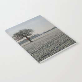 Winter in Yorkshire Notebook