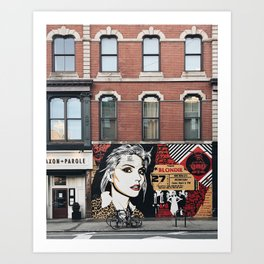 Street Art / New York City Art Print
