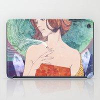 diamonds iPad Cases featuring Diamonds by Ryan Haran