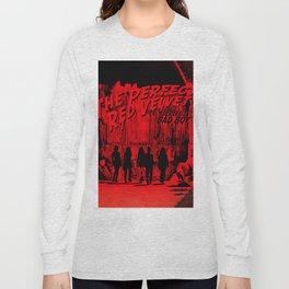 "The Perfect Red Velvet ""Bad Boy"" Long Sleeve T-shirt"