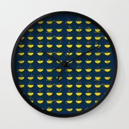 demilune Wall Clock