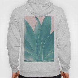 Blush Agave Finesse #1 #tropical #decor #art #society6 Hoody