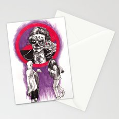 Ghost Dancing Stationery Cards