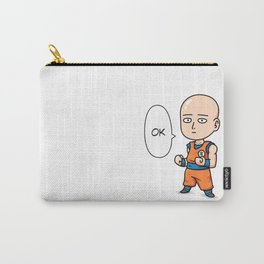 Saitama Dress Like Goku Carry-All Pouch
