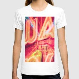 Those Neon Lights T-shirt