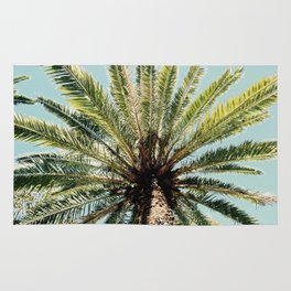 Queensland Palmtree Rug