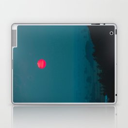 Pink Sunrise Laptop & iPad Skin