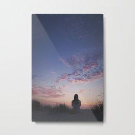 Sunset II Metal Print