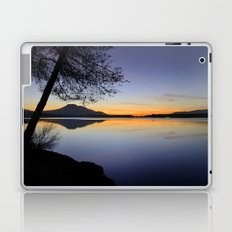 Peace at the lake Laptop & iPad Skin