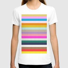 Dynamic bands XV T-shirt
