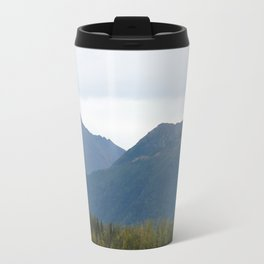 Fall Mountain Reflection 2 Travel Mug