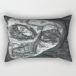 Fukushima Man Rectangular Pillow