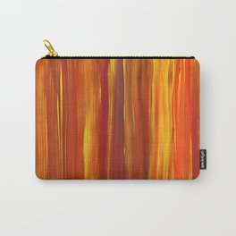 Sunset stratum Carry-All Pouch