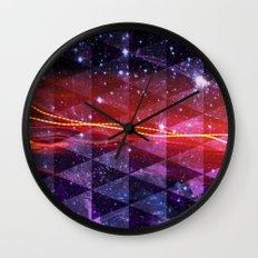 In SpaceS BETWEEN Wall Clock