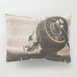 Old airplane 1 Pillow Sham