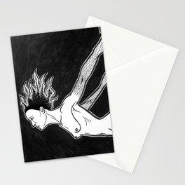 Luma Beltzak (Black Feathers), 2014. Stationery Cards