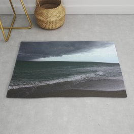 The Edge of the Weather Rug