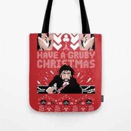 A Gruby Christmas Tote Bag