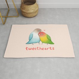 Tweethearts Rug