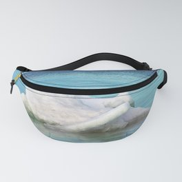 Ice Pile-Up  Fanny Pack
