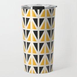 Sunny Triangles Travel Mug