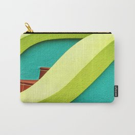 Color Wave Carry-All Pouch