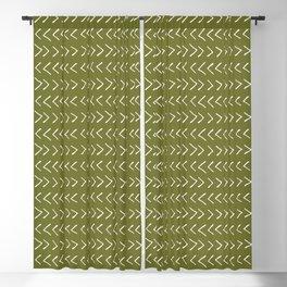 Arrows on Crete Blackout Curtain