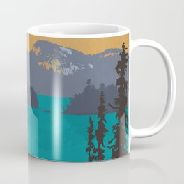 Killarney Park Poster Coffee Mug