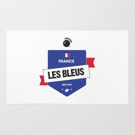 Rugby World Cup 2015 — France Rugby Union side (Les Bleus) Rug