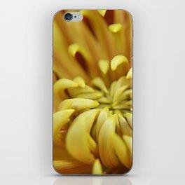Yellow Flower 2 iPhone Skin