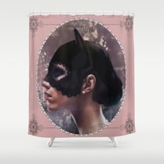 Pearls Shower Curtain