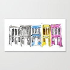 George Town, Penang Canvas Print