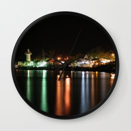 Eastern Road Lighthouse Wall Clock