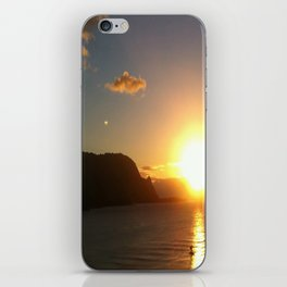 Kauai Sunset iPhone Skin